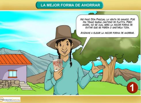 Rosa y Raúl Aprenden a Organizar sus Gastos