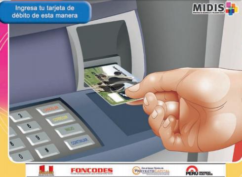 [Rotafolios] Uso de Tarjeta de Débito y Cajero Automático
